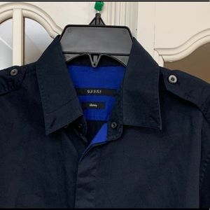 GUCCI (Authentic Long Sleeve Shirt)